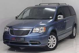 2012 Chrysler Grand Voyager 2.8 Crdi Lx Auto