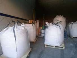 Bulk detergents and washing powder