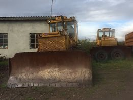 Бульдозера ЧТЗ Т-130, Т-170, Дт-75