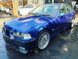 1999 Bmw E36 M3 3.2 Facelift 6spd Manual S52B32 Stripping For Spares