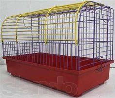 Продаются клетки для кролика, шиншиллы, хорька, морской свинки, птиц