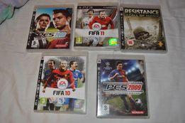 Gry na Playstation 3 Fifa Pro evolution