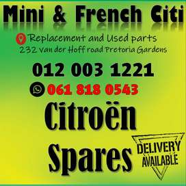 Used Citroen Spares