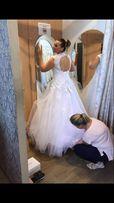 Suknia Ślubna Ms Moda Sandi