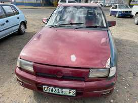 OPEL ASTRA 2.0l -STRIPPING FOR SPARES