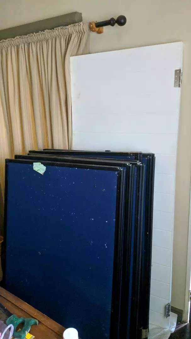 Silverton: (Home) Office divider panels with stands! 0