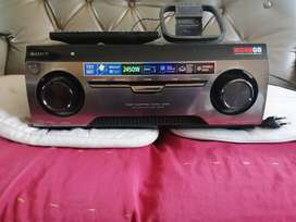 Smart Sony A/V Powerful Amplifier Including Remote Control