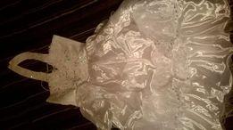 Бальное-новогоднее нарядное платье на девочку