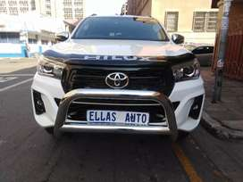 Pre owned 2019 Toyota hilux 2.4 GD6 auto