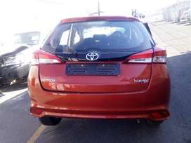 TOYOTA YARIS AUTOMATIC STRIPPING FOR SPARES