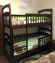 Гарантия Качества на кровать Carinka двухъярусная, выгодная цена.