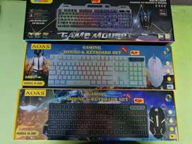 Gaming Keyboard Mouse Combos