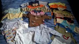 ciuszki / ubranka dla chłopca 68-80