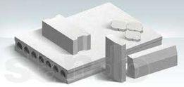 Фундаментные блоки, плиты перекрытия, сваи
