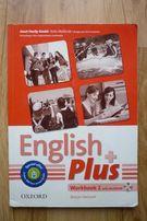 English Plus 2 - zeszyt ćwiczeń Oxford