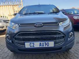 2015 Ford Ecosport 1.0 Ecoboost Manual