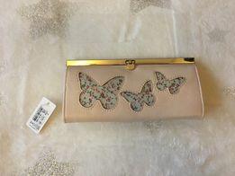 portfel w motylki