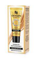 AA Oxygen Foundation Podkład Mocno Kryjący 204 Medium Beige 30 ml