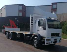 Crane truck and general transport services
