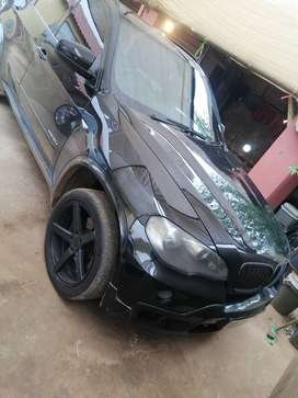 Black bmw x5 e70 for sale