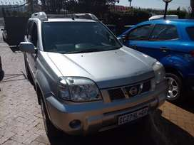 Nissan X-Trail 2.2 Diesel 4x4 SUV Manual For Sale