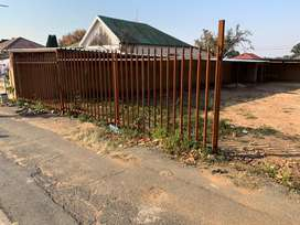 Vacant land in a very busy Road for RENT