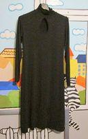 Новое черное платье размер 40-42 немецкий