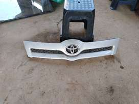 Toyota front grill