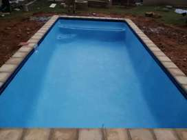 Quality swimming pool