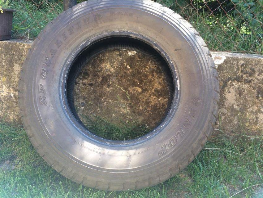 Pneu Dunlop 215/80 R16 M+S 0