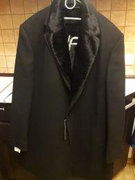 Зимнее кашемировое пальто зимове West Fashion