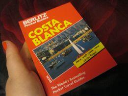 costa blanca ИСПАНИЯ справочник на английском Коста-Бланка книга атлас