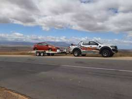 Roadside assistance and towing