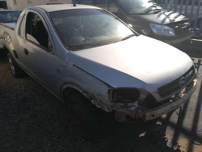 Opel Corsa Utility 2008 Breaking for parts 0
