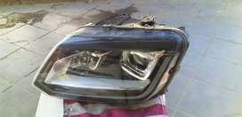 UP FOR SALE IS A VW AMAROK LEFT SIDE XENON HEADLIGHT AVAILABLE