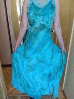 Платье вечернее 44-46 размер,рост 168 см.