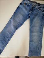 Spodnie jeansowe XL