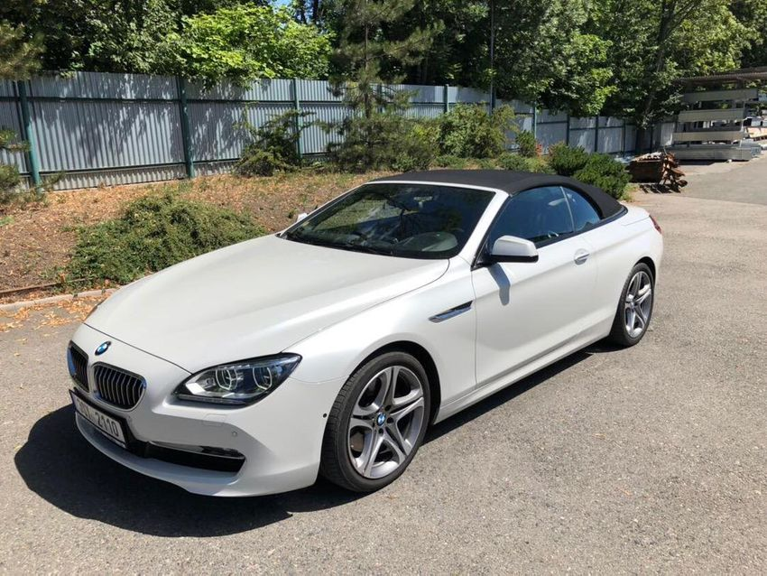 BMW 640D Kabrio 0