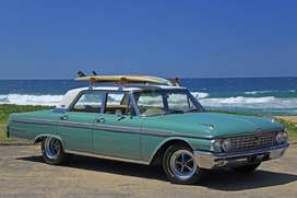 1962 Ford Galaxie 500 4.7 V8 Automatic