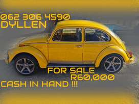 RECONDITIONED VW BEETLE