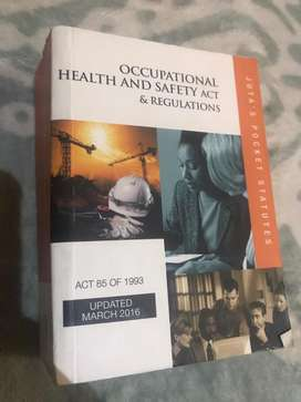 Occupational Health and Safety Act 85 of 1993