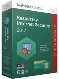 KASPERSKY ANTI-VIRUS 2017 2 US for sale  South Africa