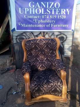 Upholsters, Sewers, Machinist, flame maker, Sofa re-upholsters