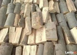 Ladne grube drewno kominkowe dostawa