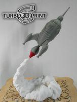 3D печать, 3д модели из пластика, Моделирование, Украина