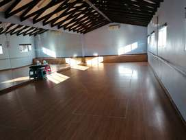 Dance, fitness and Photography Studio space