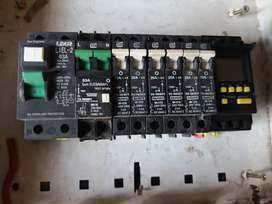 Electrical DB with circuit breakers