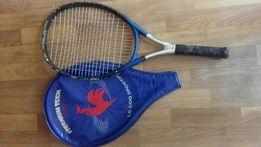 Теннисная ракетка lee coq sportif с чехлом
