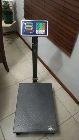 Stock take digital scales for hire R200/day