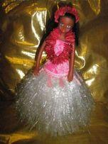 кукла гаитянка озвучена интерактивная 30см